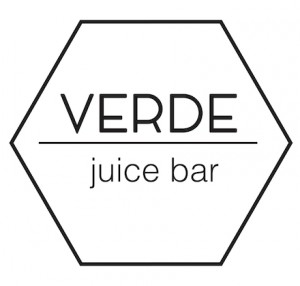 Verde Juice Bar Logo