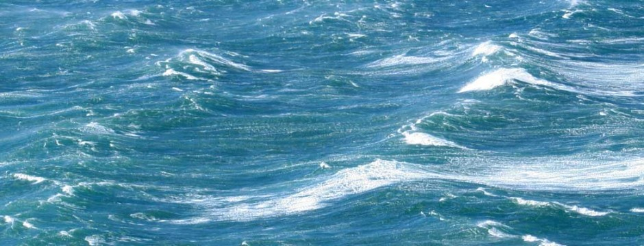 image of lake water with small waves